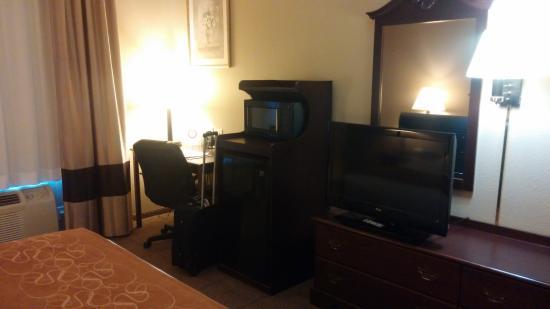Foto de Comfort Suites Plainview