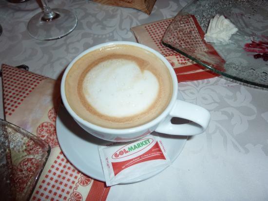 Hotel Senoner: Caffe'