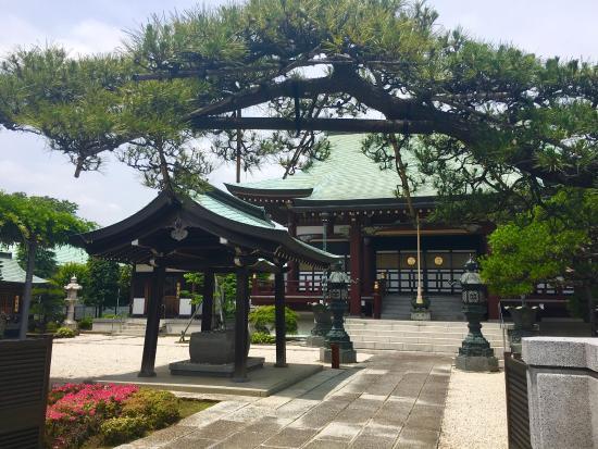Fumonji Temple