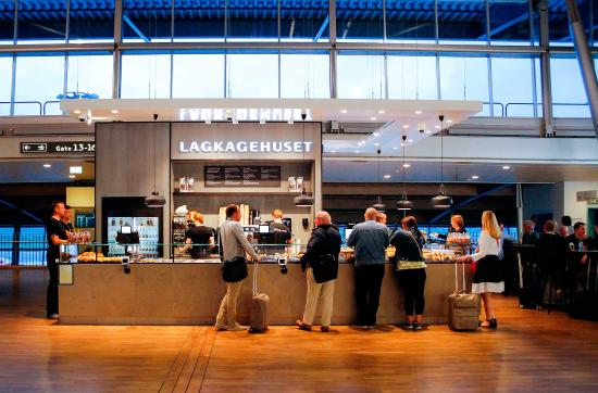 Lagkagehuset - Billund Airport