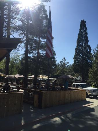 ‪‪Idyllwild‬, كاليفورنيا: Uncle B's Smokin' BBQ‬