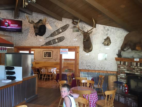 Idyllwild, CA: Uncle B's Smokin' BBQ