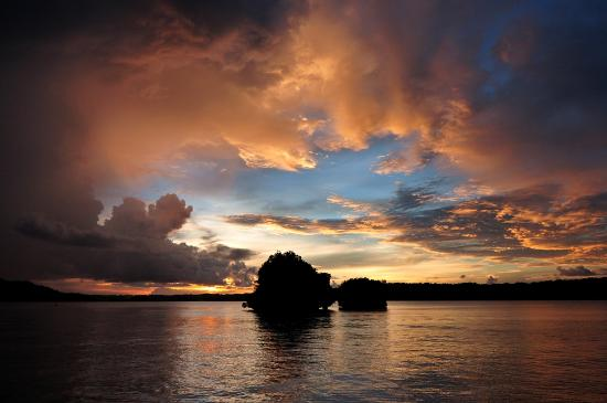 Raja Ampat - Sunset