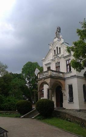 Museum of Henryk Sienkiewicz in Oblegorek