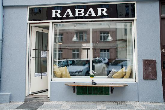 Sit In Window you can sit in the window. - picture of rabar, prague - tripadvisor