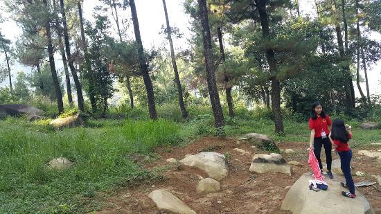 mount pancar hot spring taman wisata gunung