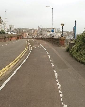 Kent, UK: Down into Ramsgate