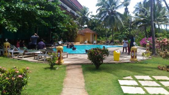 Carina Beach Resort Aufnahme