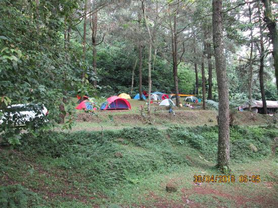 Camping Ground Sukamantri Bogor