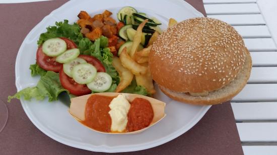 Burger di pesce bagno romeo picture of bagno romeo - Bagno romeo cesenatico ...