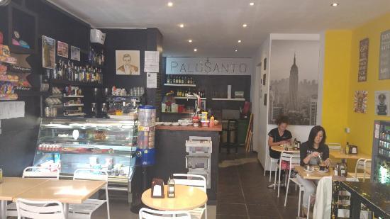 Palosanto Cafe