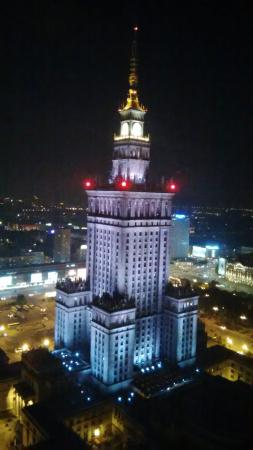 The Palace of Culture & Science