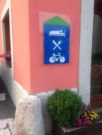 Albergo Ristorante Da Neni : perfetto per le vostre tappe in bicicletta