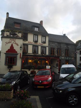 Orcival, Francia: Hotel Notre Dame
