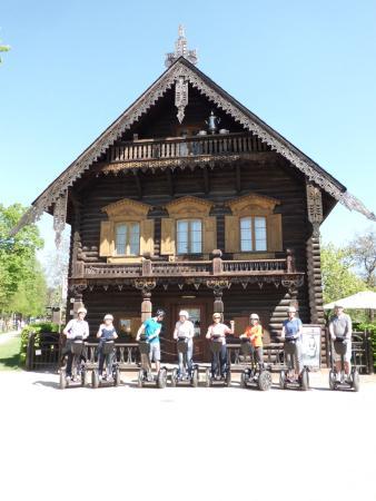 Yoove Mobility Segway Tours Potsdam