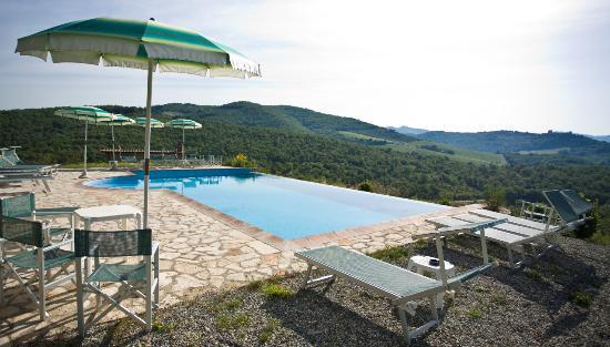 Hotel Podere Le Noci: piscina