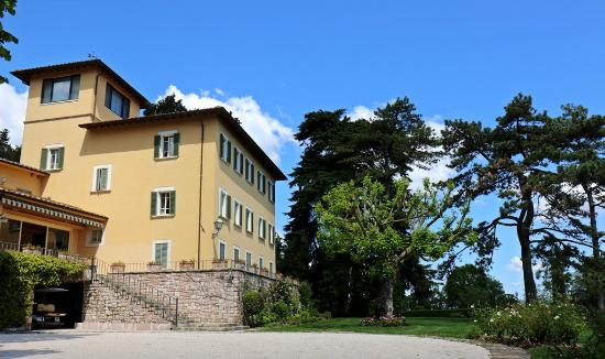 Ponte Pattoli, Italia: Il Castellaro Country House - Villa e Parco