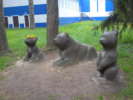 Vasilevo, Rússia: Малые формы