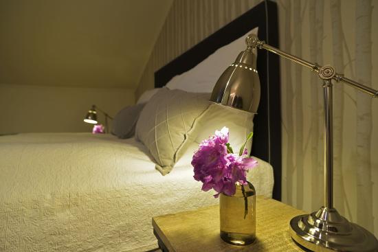 Lampeland Hotell: Dobbeltrom