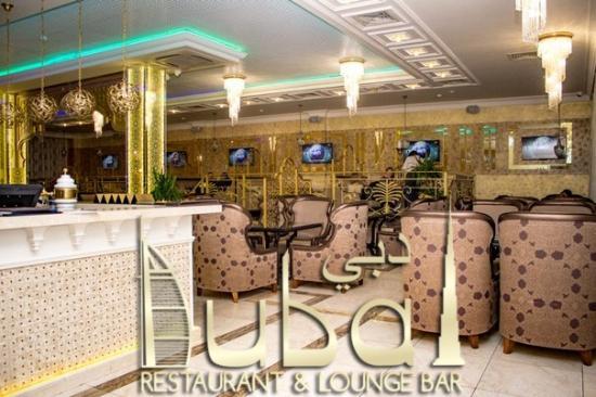 Restaurant & Lounge Bar Dubai