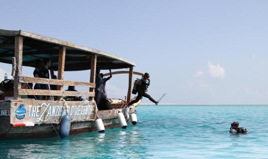 Matemwe Lodge, Asilia Africa : Diving Zanzibar