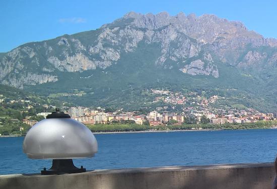 Hotel Villa Giulia Ristorante Al Terrazzo: Panorama dalla terrazza