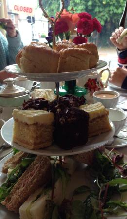 Afternoon Tea was perfect!