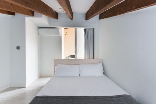 Hotel Lotelito: Buhardilla
