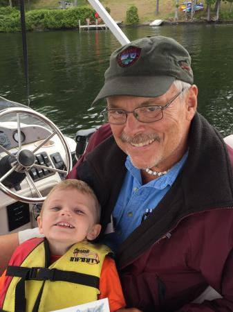 Όκλαντ, Μέιν: Many little junior captains