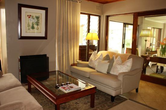 uKhahlamba-Drakensberg Park, Sudáfrica: Interior Living area