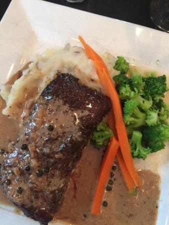 Matamoras, Pensylwania: Steak au poivre
