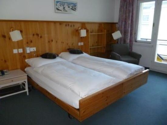 Spengler Hostel: Economy Twin