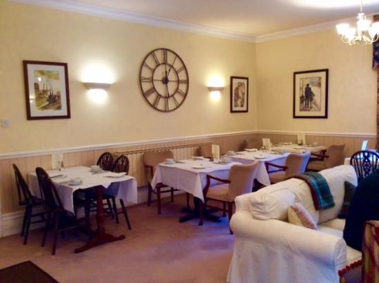 Moortown Lodge: Breakfast room