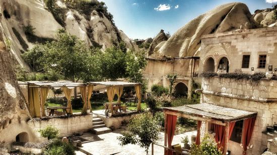 Queens Cave Cappadocia : otel genel görünüm