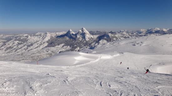 Aussicht Richtung Schwyz