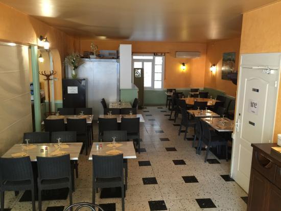 Cessenon-sur-Orb, Francja: La salle