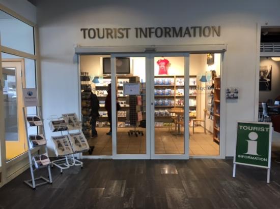 Tourist Information Mo i Rana