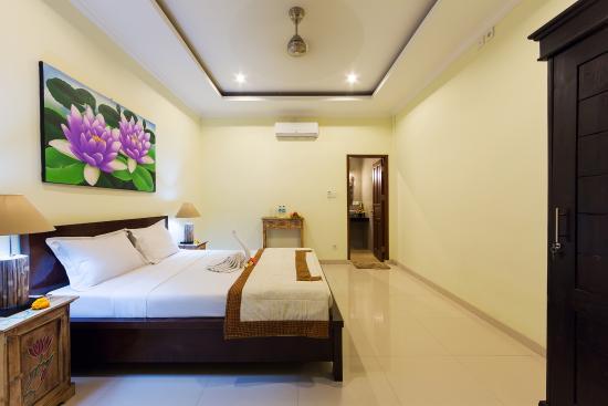 Padma Ubud Retreat: Our room