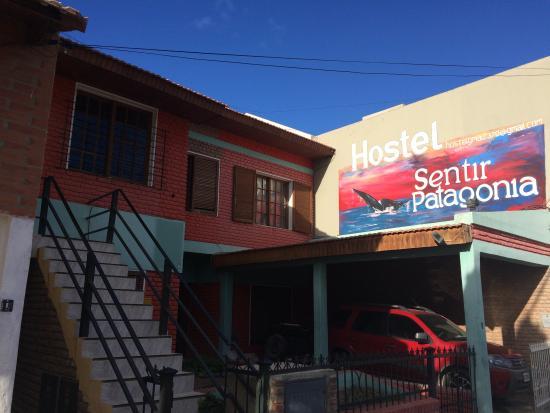 Sentir Patagonia : Frente