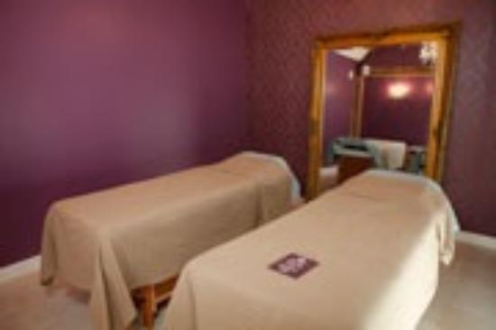 Diseworth, UK: Double treatment room