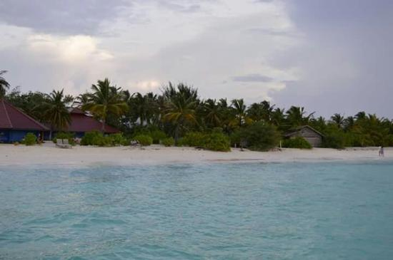 馬列南環礁張圖片