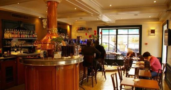 Restaurant Avenue Marechal De Saxe Lyon