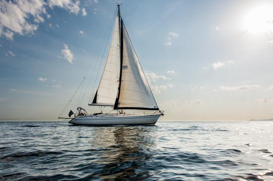 Summer Sun Sailing