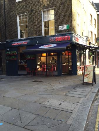 Barburrito Farringdon