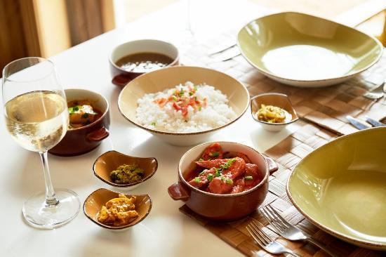 The Ravenala Attitude: Kot Nou - Mauritian Restaurant