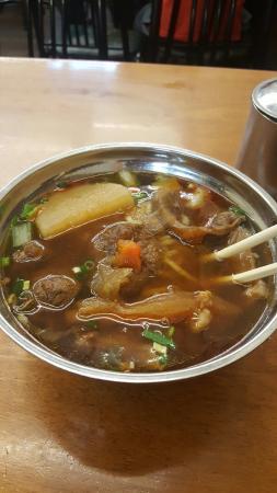 Jiang Zhe Beef Ramen