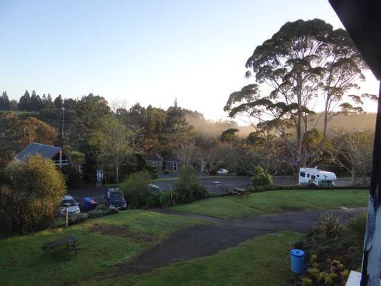 Kerikeri, Nueva Zelanda: View from the room