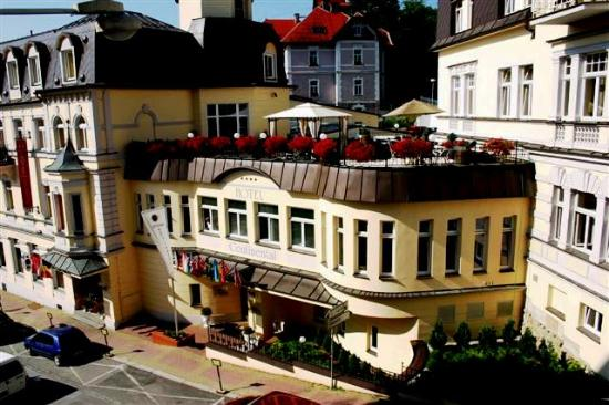 Photo of Hotel Continental Marianske Lazne
