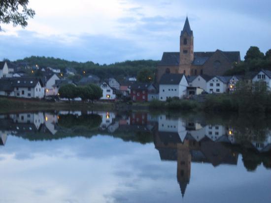 Ulmen, Almanya: zicht op dorp
