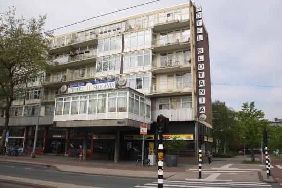 Nieuw Slotania Hotel: отель